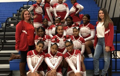 Amityville's Second Season of Competition Cheer