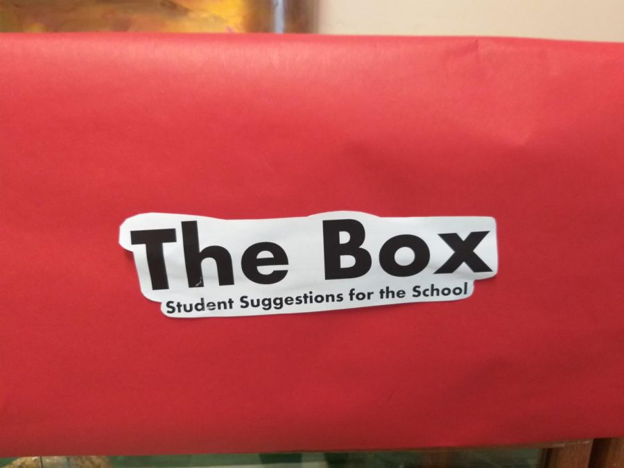 The+Box