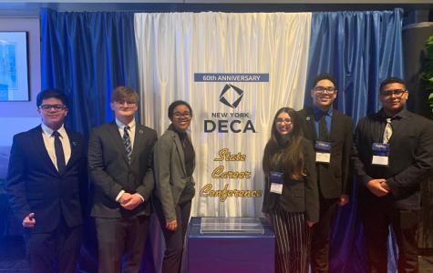 DECA Wins Big Upstate!