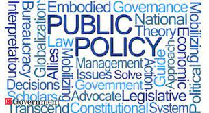 Waiting For Nothing to Get Done: Public Policy In a Nutshell